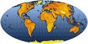 世界地圖素材攝影