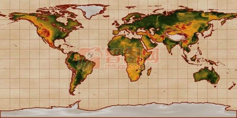 下一张图片:世界地图素材