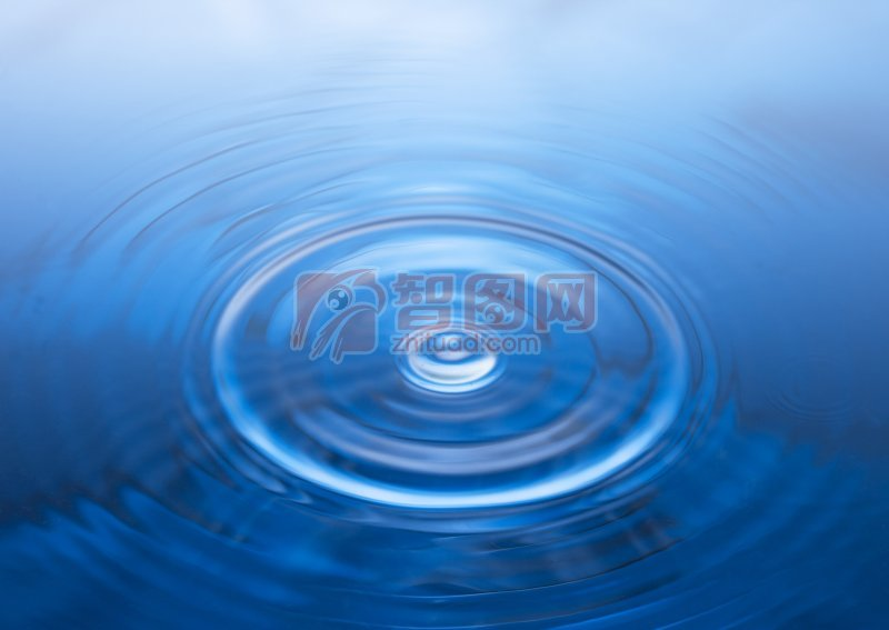水波攝影元素