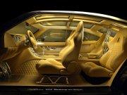 世爵汽车内部照片