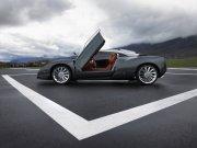世爵跑车照片