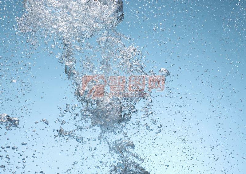水珠元素攝影素材