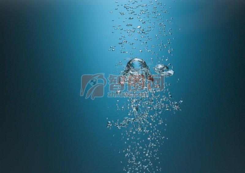 高清水珠攝影元素
