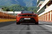 Scuderia轿车尾部元素