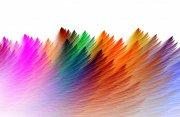 彩色颜料元素