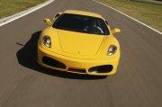 黄色法拉利轿车元素