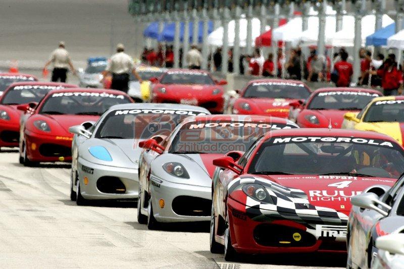 CHALLENGE赛车元素