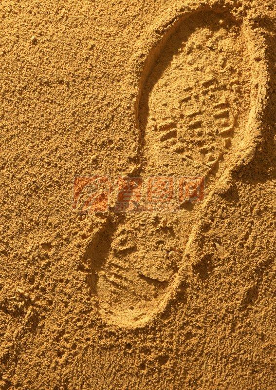 沙土攝影元素