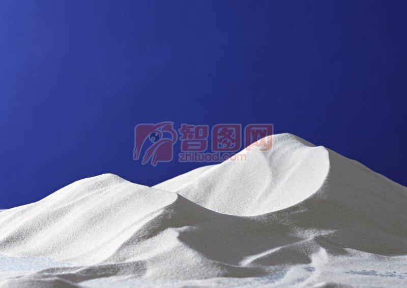 白色沙土元素