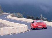 Carrera红色轿车
