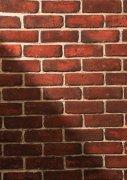 紅色磚墻素材