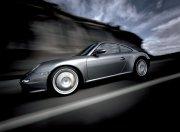 灰色轿车元素