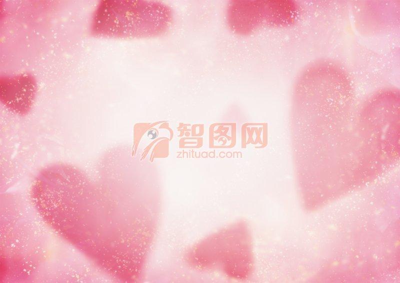 粉紅色愛心