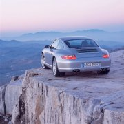 银灰色轿车摄影