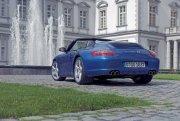 蓝色轿车元素