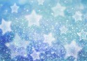 白色星星素材