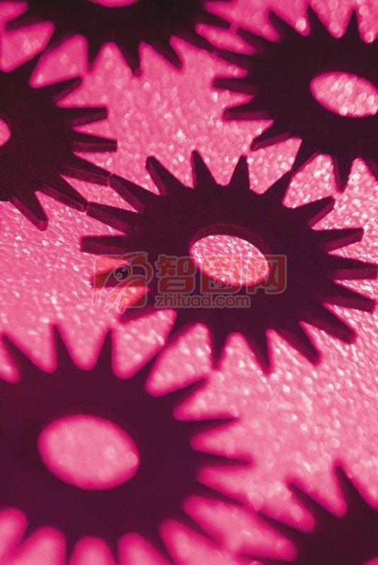 齒輪攝影元素