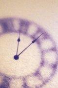 時鐘影子元素