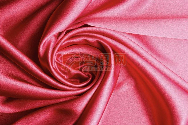 粉紅色布料素材