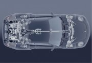 汽车透明摄影