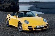 黄色小跑车