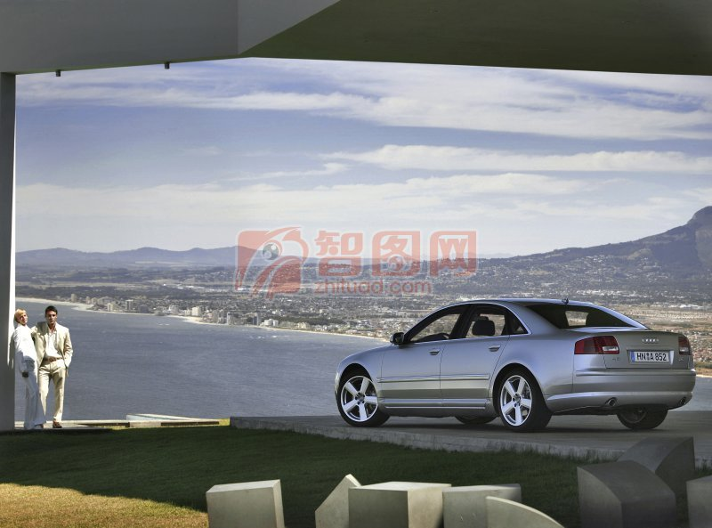 轎車素材攝影