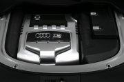 Coupe quattro轎車細節攝影