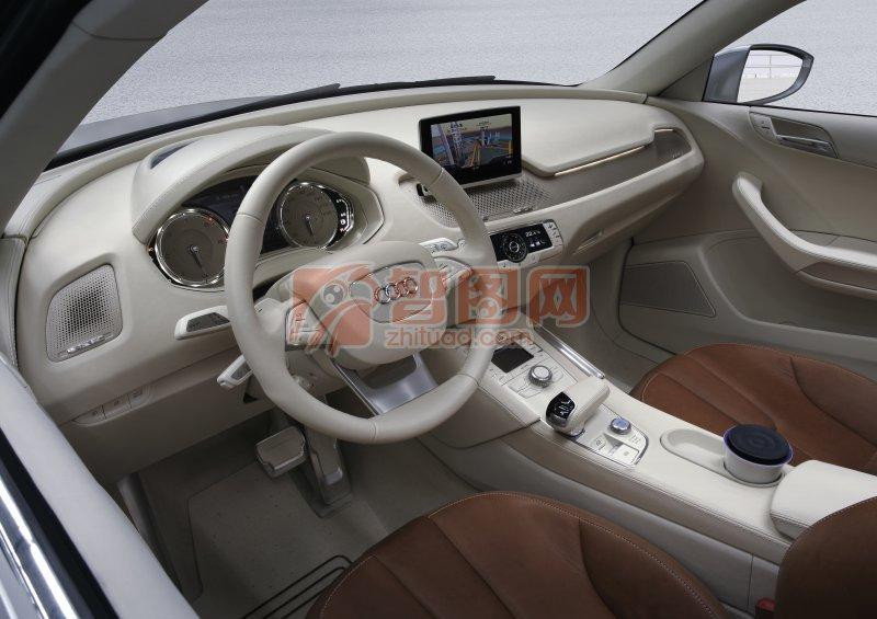 Coupe quattro轎車攝影