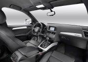 Q7轎車內部元素