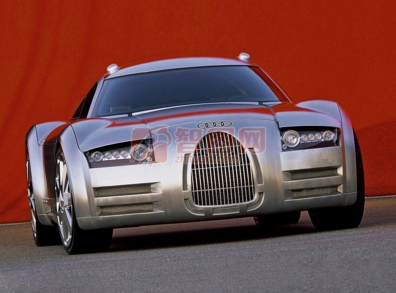 奧迪概念轎車