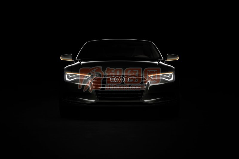 sportback概念車 黑色車身
