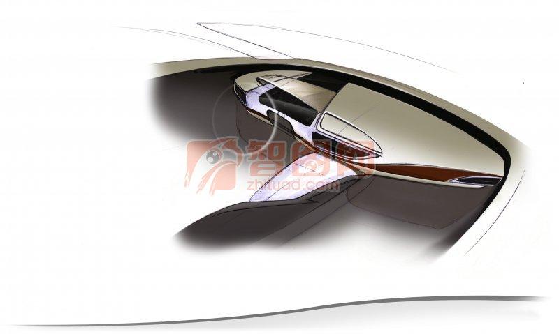 Sportback概念車細節攝影