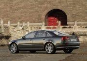 S8轎車素材