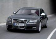 S8黑色轎車