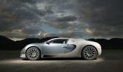 威龙Veyron轿车摄影