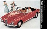 紅色古董轎車元素