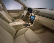 2010款E級轎車內部元素
