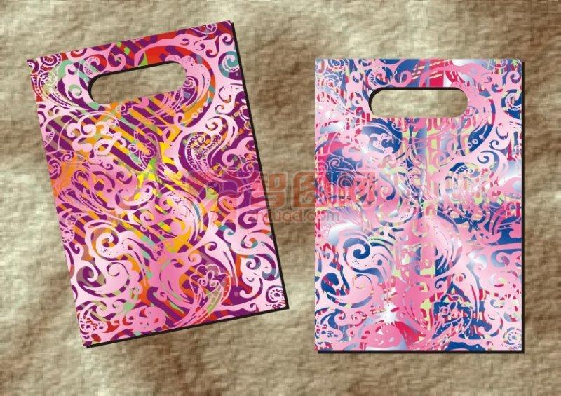 紅粉佳人-紫手袋