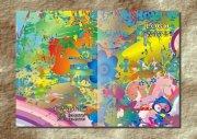 彩色墨汁-畫冊設計