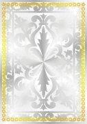 銀質金邊銘牌設計