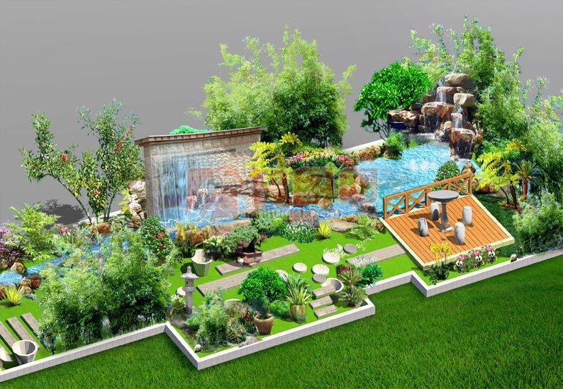 園林別墅設計