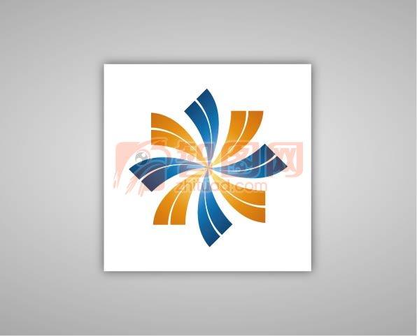 XK字母標志 XK字母logo設計  道路logo 發射標志 科技標志