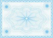 蓝晶莹许可证书纹