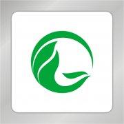 绿叶环保凤凰标志 环保标志