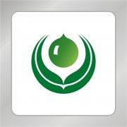 麦穗果实标志 农产品标志