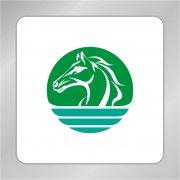 马头标志 旅游标志