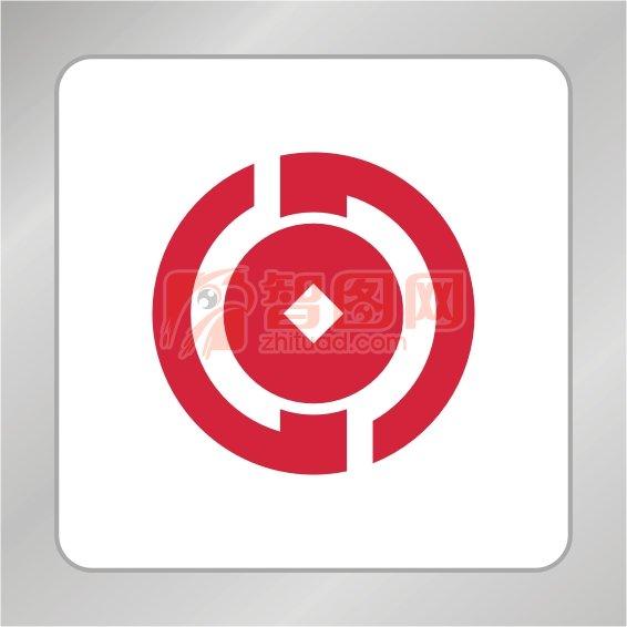 金融标志 铜钱标志