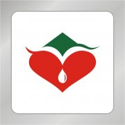 爱心节能环保标志 大雁标志