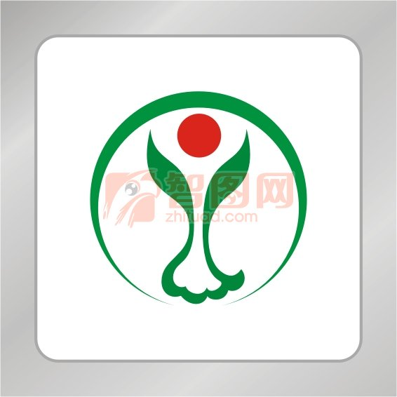 麦芽标志 豆芽标志 农作物标志