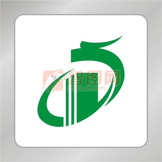 飞龙房产建筑标志